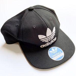 Men's Adidas Originals Trefoil SnapBack Hat, NWT